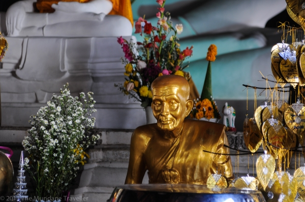 The Mundane Traveller turned to gold while in Chiangmai
