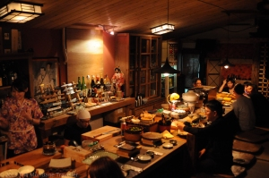 A decent japanese dining place in Tapei - and not expensive at all!