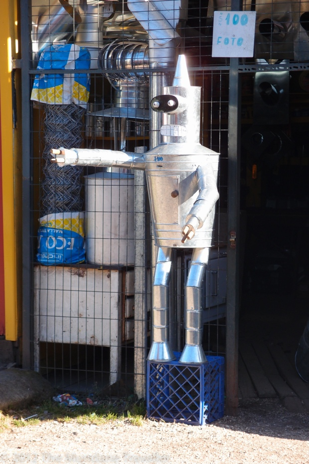 Bender in Chile
